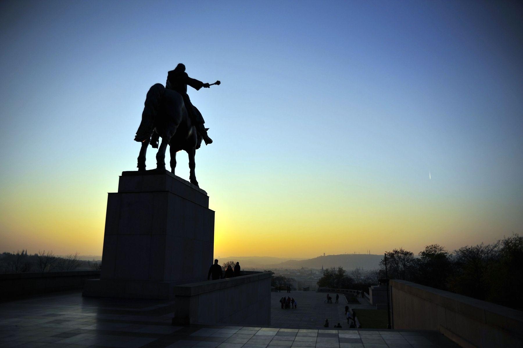 Národní památník na Vítkově