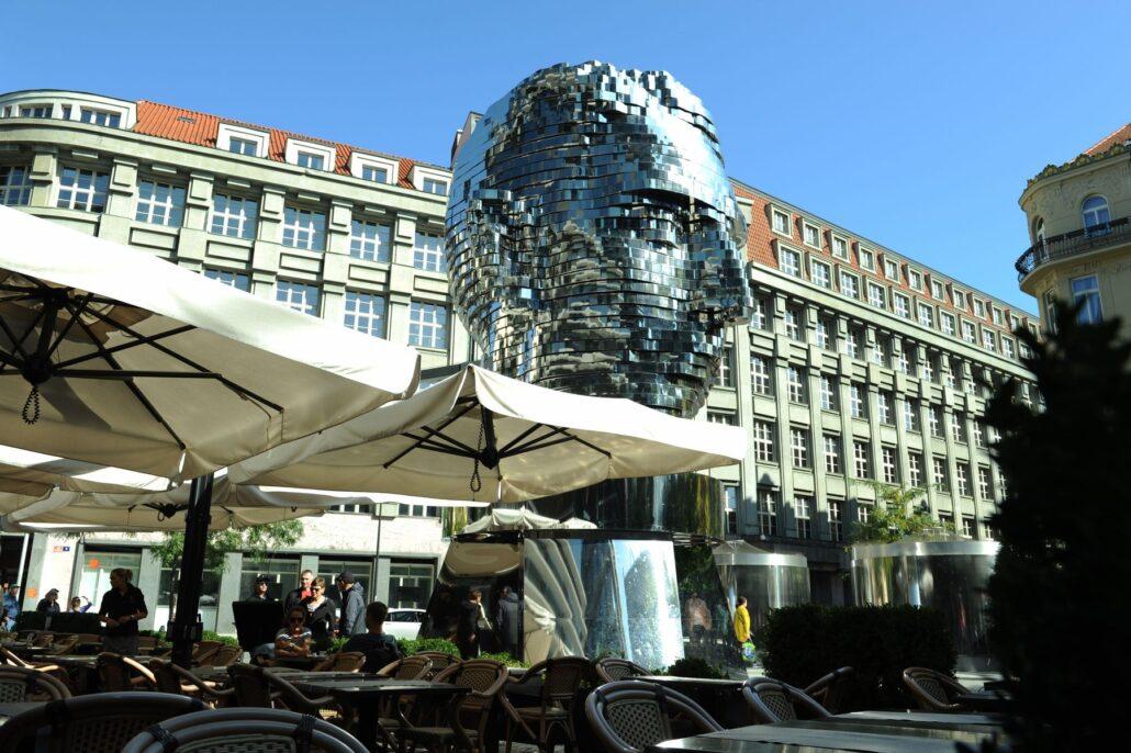 Franz Kafka Otočná Hlava