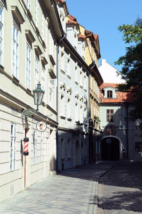 U Obecního dvora Staré Město Pražské