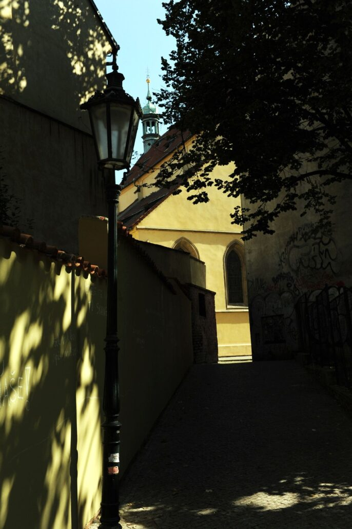 Ve Stínadlech Staré Město Pražské