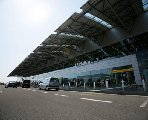 Letiště Praha Terminál 2