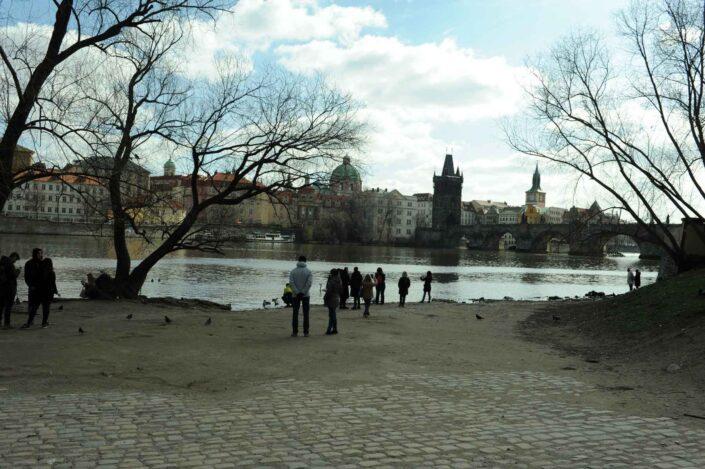 Karlův most 14.3.2020