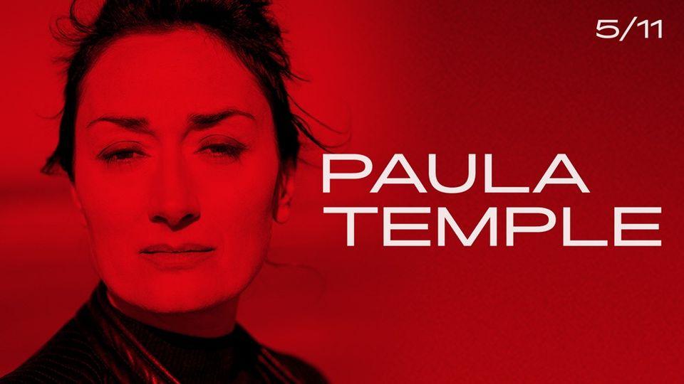 Paula Temple ROXY Praha