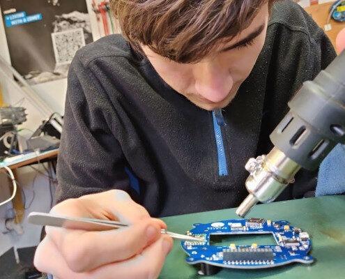 Desítky škol vypustí meteorologické sondy do stratosféry. Vědecko-vzdělávací projekt Dotkni se vesmíru vrcholí